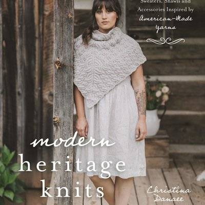 Modern Heritage Knits by Christina Danaee