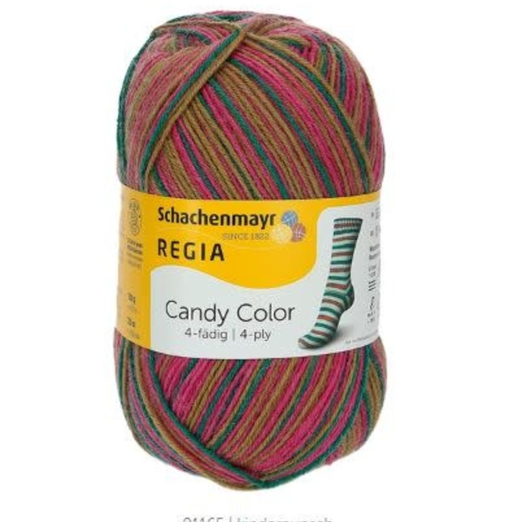 Regia Candy Colour