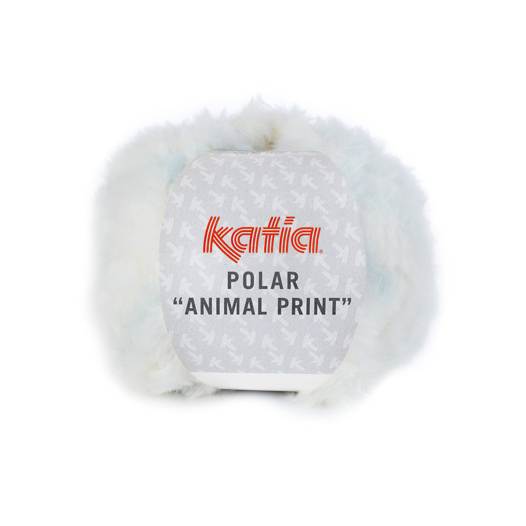 Katia Polar Animal Print