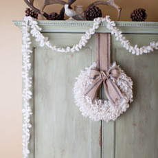 Woolly Wreath  - Tuesday or Thursday