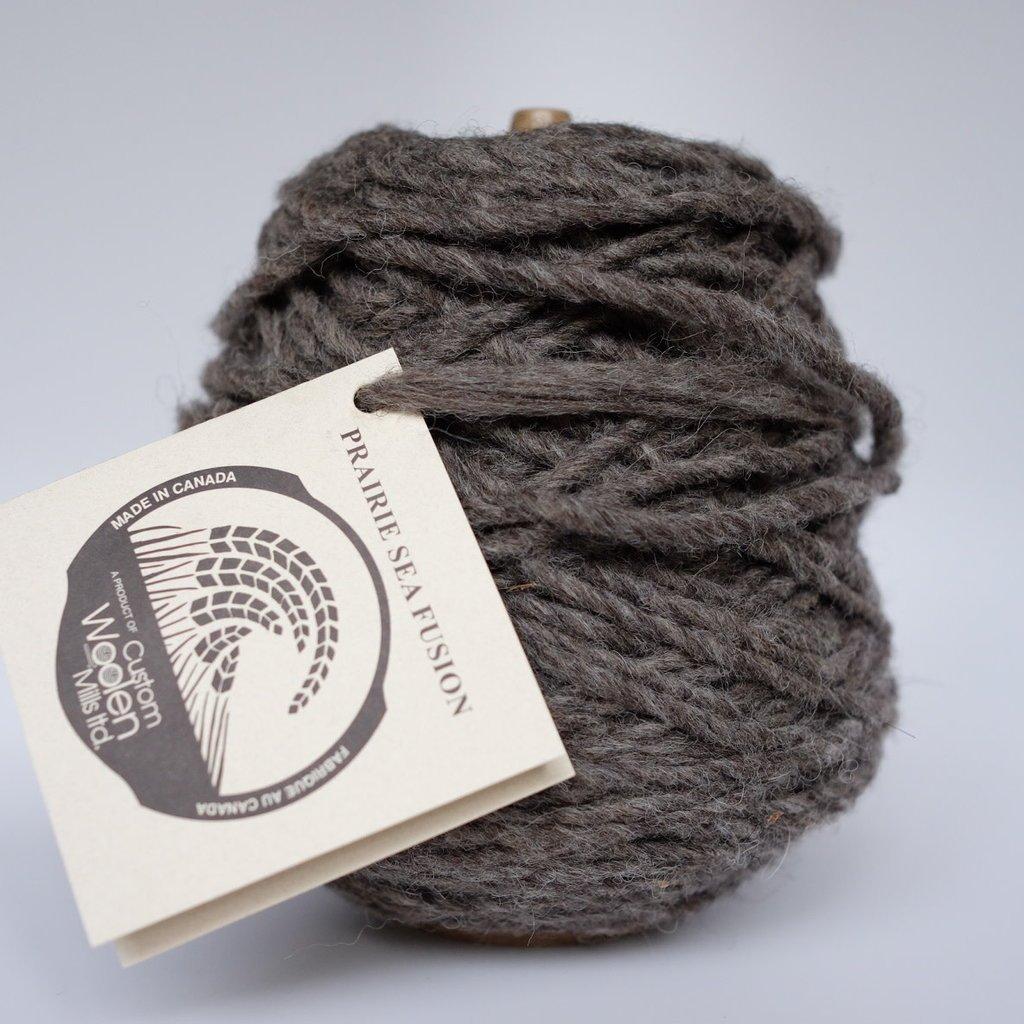 Custom Woolen Mills Praire Sea Fusion 6 Strand Soft Spun