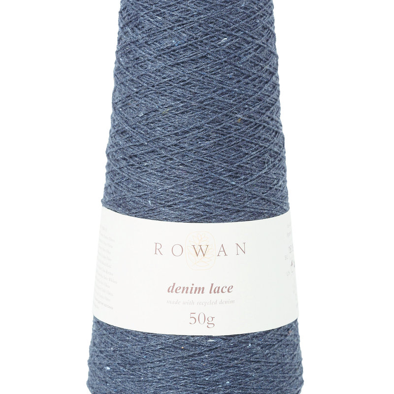 Rowan Denim Lace - Black
