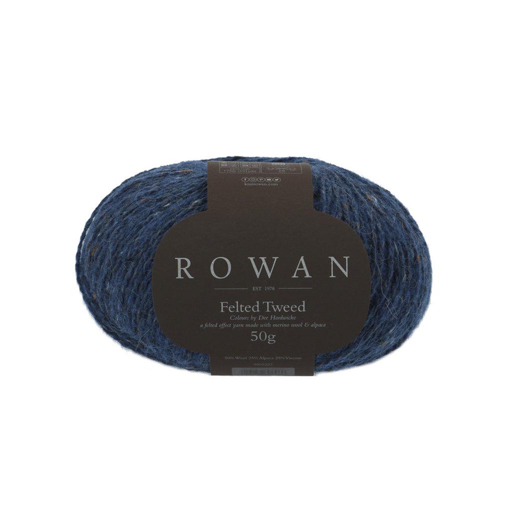 Rowan Felted Tweed Hardwicke - Night Sky