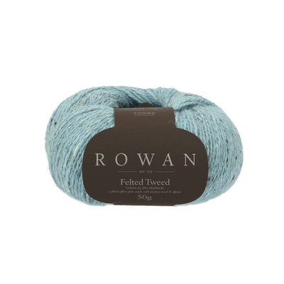 Rowan Felted Tweed Hardwicke - Winter Blue