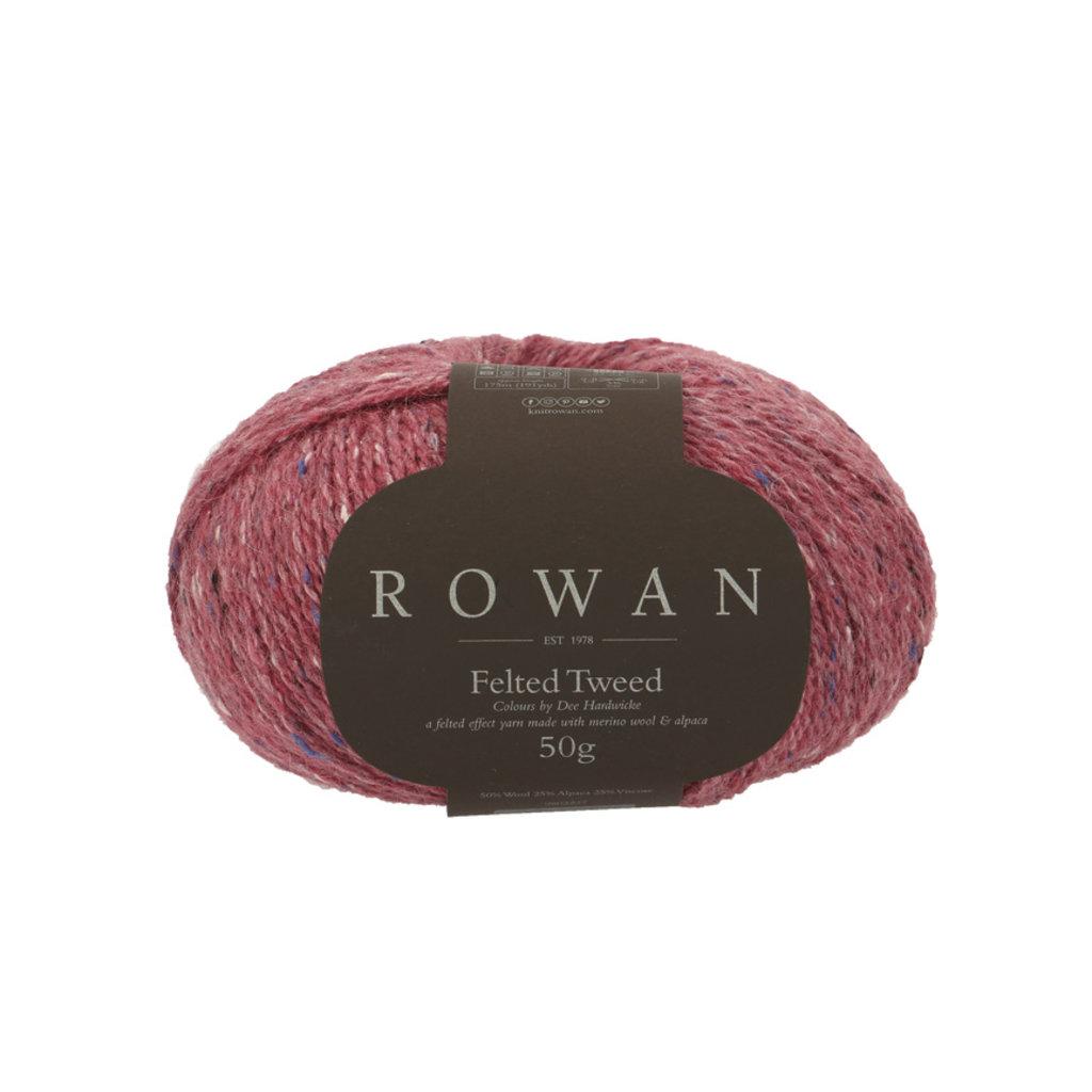 Rowan Felted Tweed Hardwicke - Dusk Rose