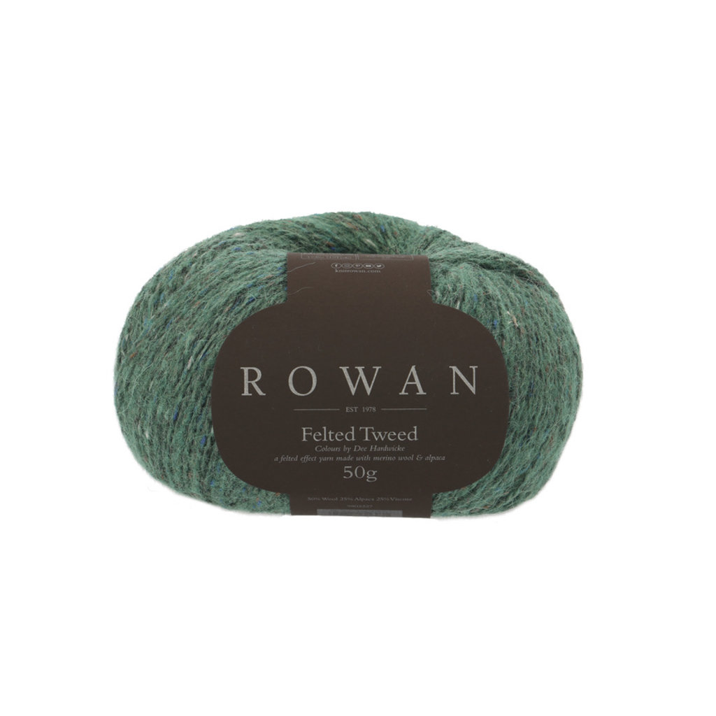 Rowan Felted Tweed Hardwicke - Hillside Green