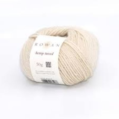 Rowan Hemp Tweed - Almond