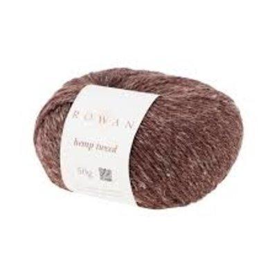 Rowan Hemp Tweed - Treacle