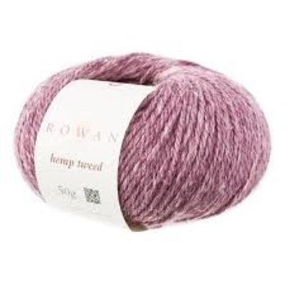 Rowan Hemp Tweed - Mauve