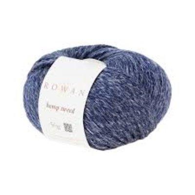 Rowan Hemp Tweed - Denim