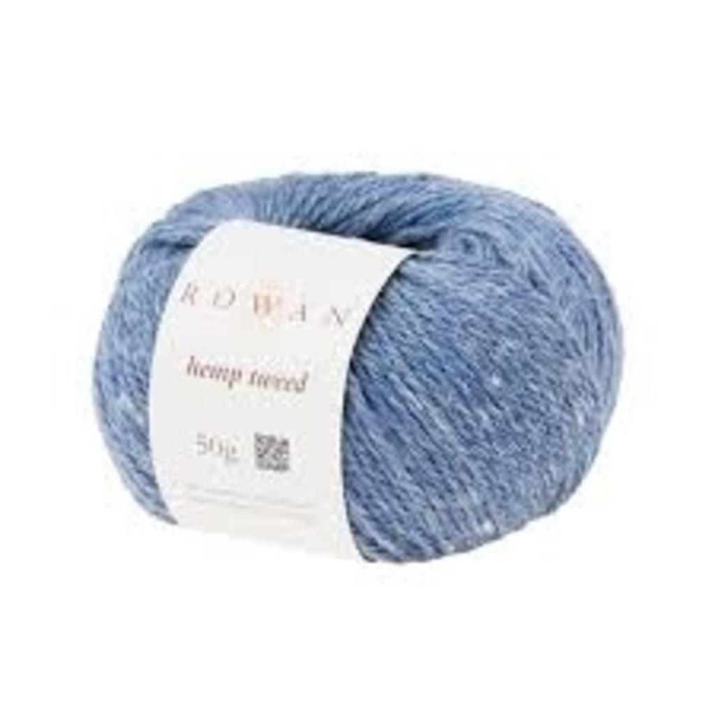 Rowan Hemp Tweed - Misty