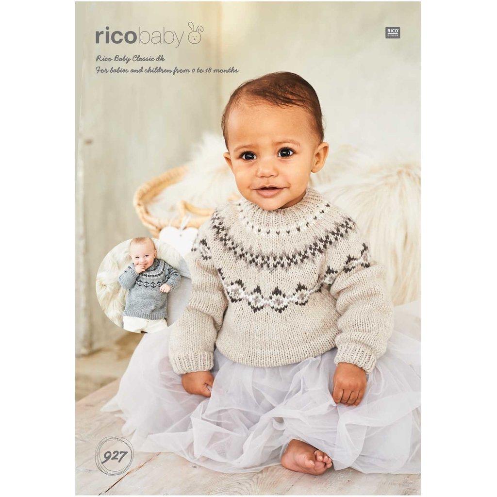 Baby Classic DK Pattern 979927