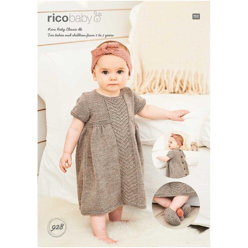 Baby Classic DK Pattern 97928