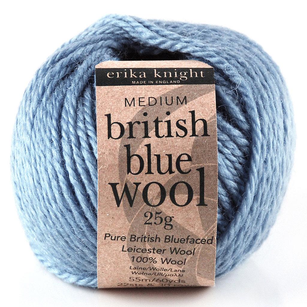 Erika Knight British Blue 25