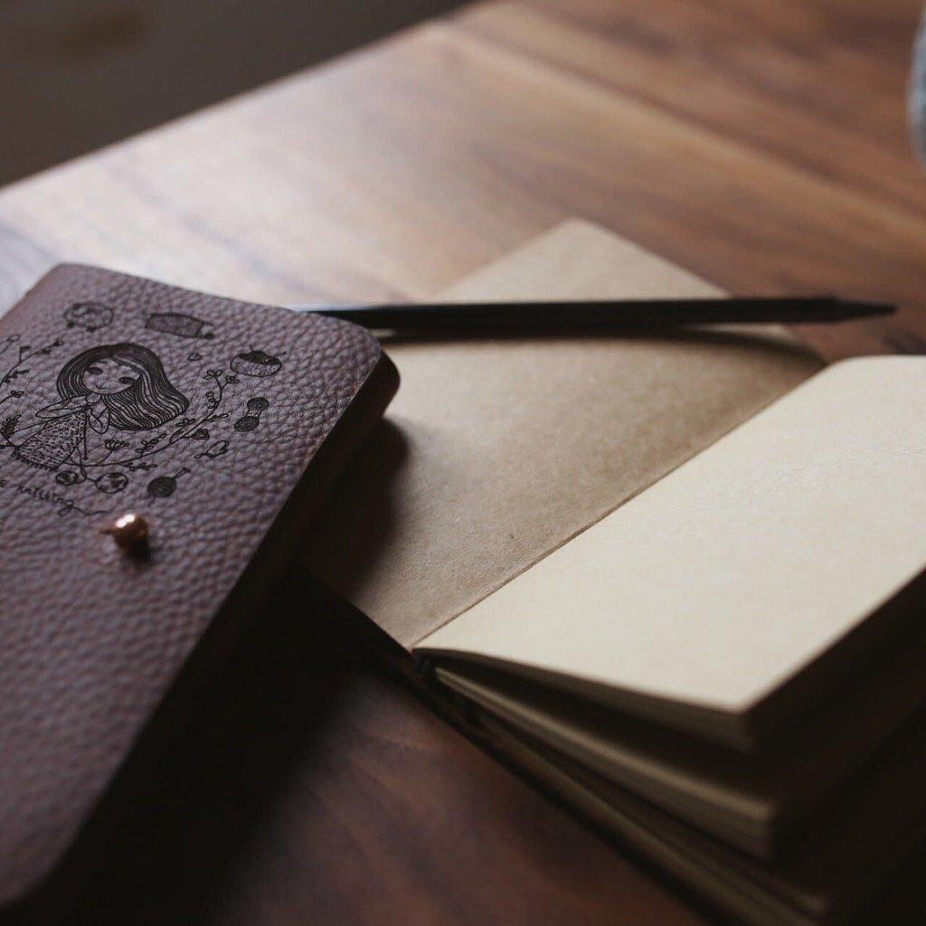 Mini Journal - I Love Knitting