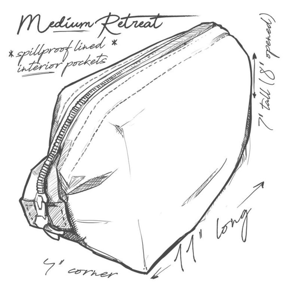 Retreat Bag - Sayings