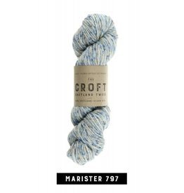 West Yorkshire Spinners The Croft Shetland Tweed - Marister