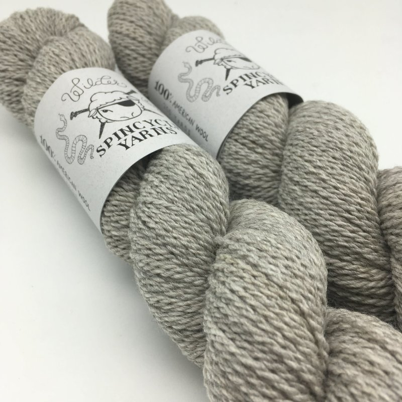 Spincycle Yarns Wilder - Light Grey