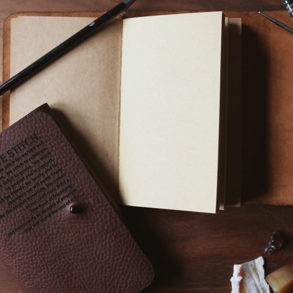 Mini Journal - We Stitch