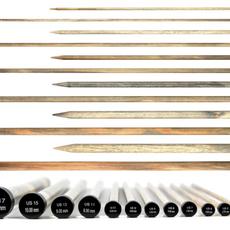 """Lykke Driftwood 14"""" Straight Needle"""