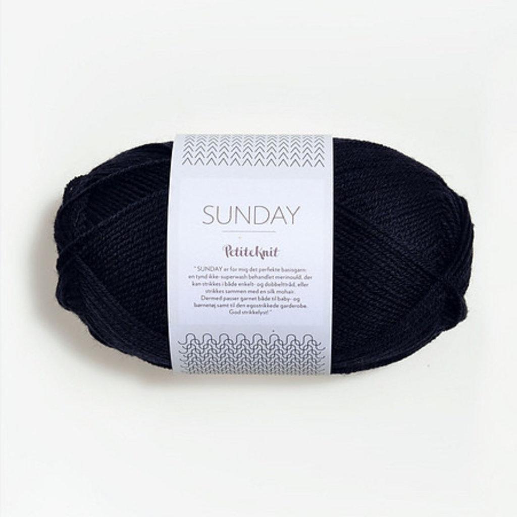 Sandnes Garn PetiteKnit Sunday