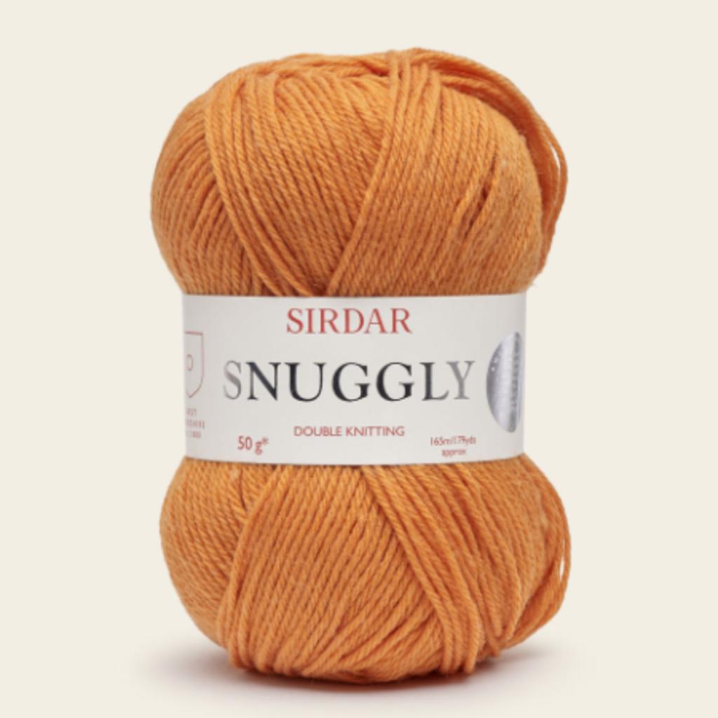 Sirdar Snuggly DK - Pumpkin (508)