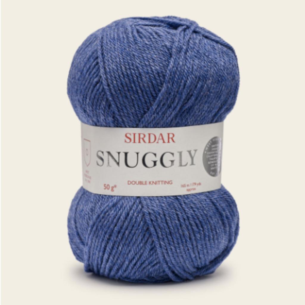 Sirdar Snuggly DK - Indigo Mix (353)