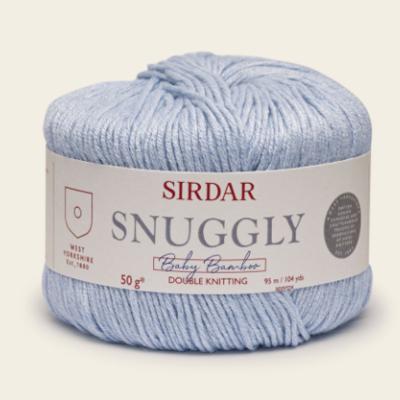 Sirdar Snuggly Baby Bamboo - Bobbi Blue (115)*