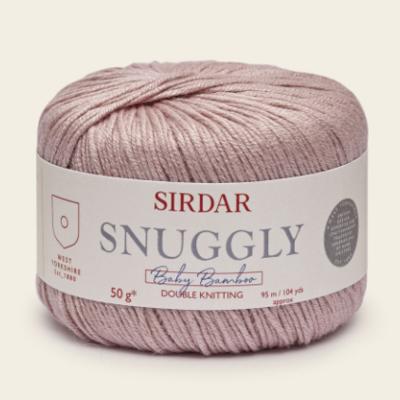 Sirdar Snuggly Baby Bamboo - Pink Linen (81)