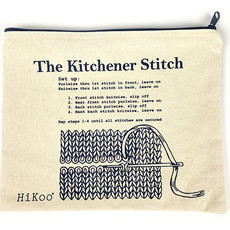 Kitchener Stitch Project Bag
