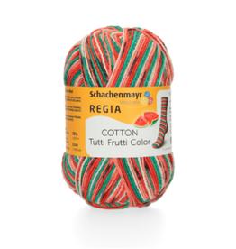 Regia Cotton Color Tutti Frutti II - Watermelon