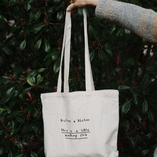 Biches & Buches Knitting Club Project Bag