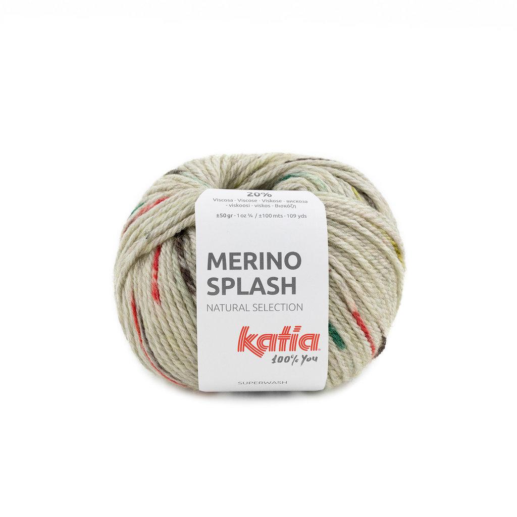 Katia Merino Splash