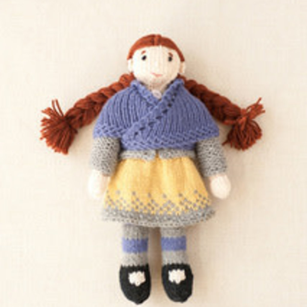 Quince & Co. Doll Knitting Kit - Mary