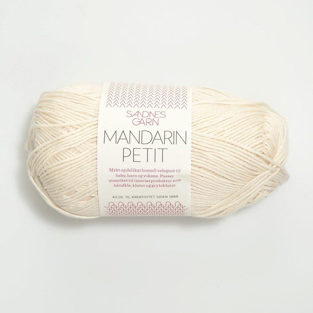 Sandnes Garn Mandarin Petit
