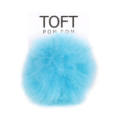 Toft Alpaca Coloured Pompom