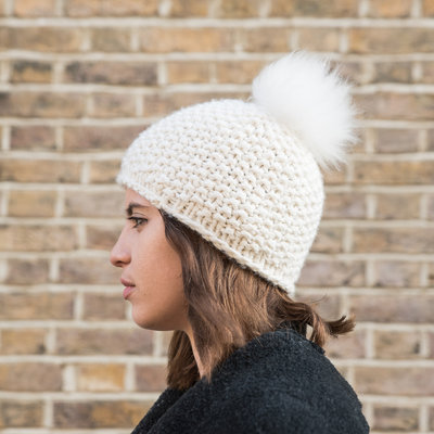 Toft Cove Hat Kit