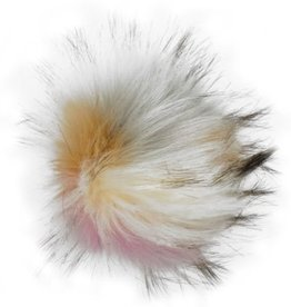 Estelle Snap on Pompom Colour 12 - 14cm