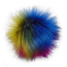 Estelle Snap on Pompom Colour 12 - 14cm
