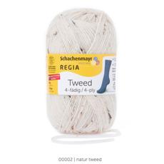 Regia Tweed 4-ply 100g
