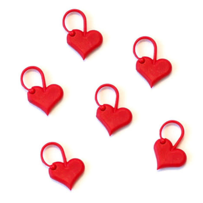 Addi Stitch Markers - Addilove Heart