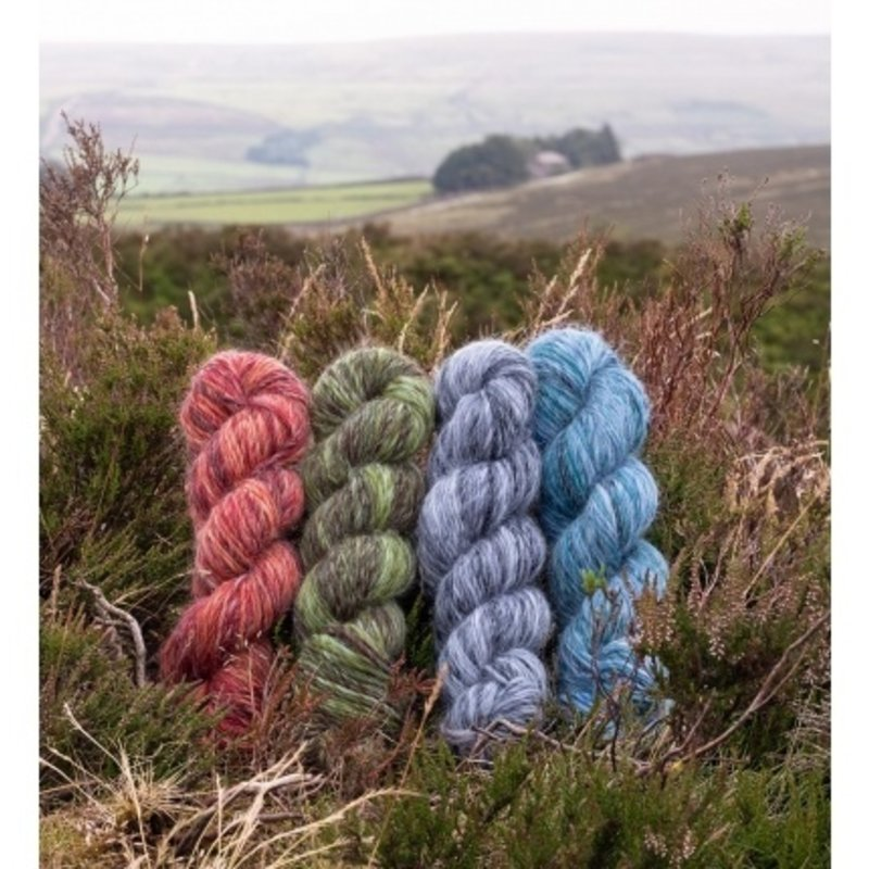 West Yorkshire Spinners Wild Shetland
