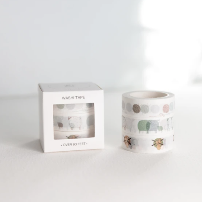 Twig & Horn Washi Tape Bundle