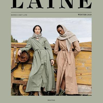 Pre- Order Laine Magazine - Issue 10