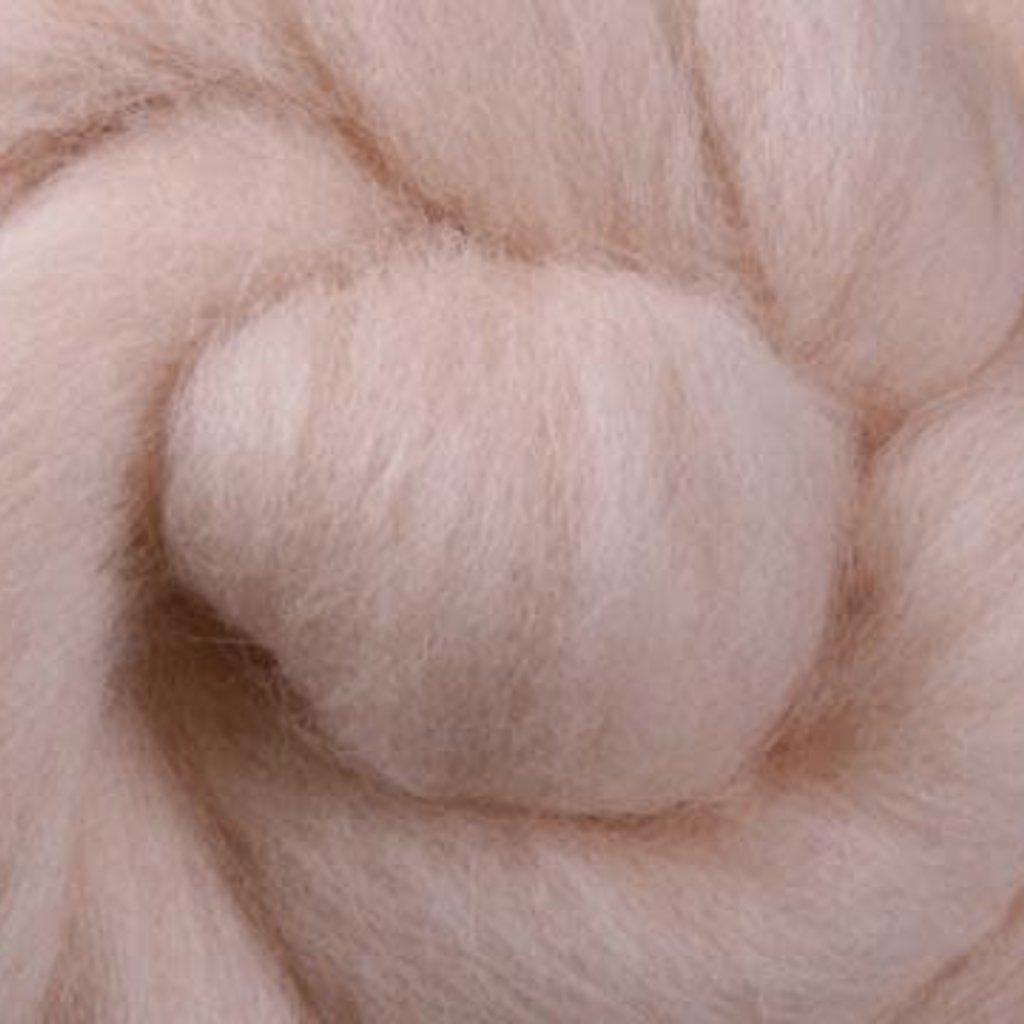 Ashford Corriedale 100G Pack - Blush