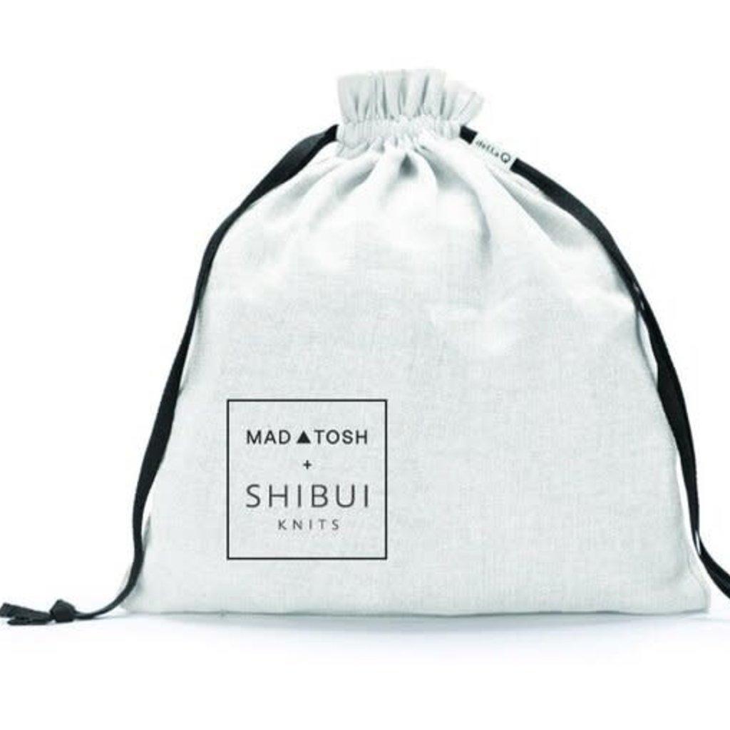 Mad Tosh + Shibui Knits Project Bag