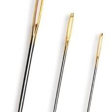 Kinki Amibari Yarn Darning Needles, Set of 3