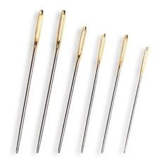 Kinki Amibari Yarn Darning Needles, Set of 6