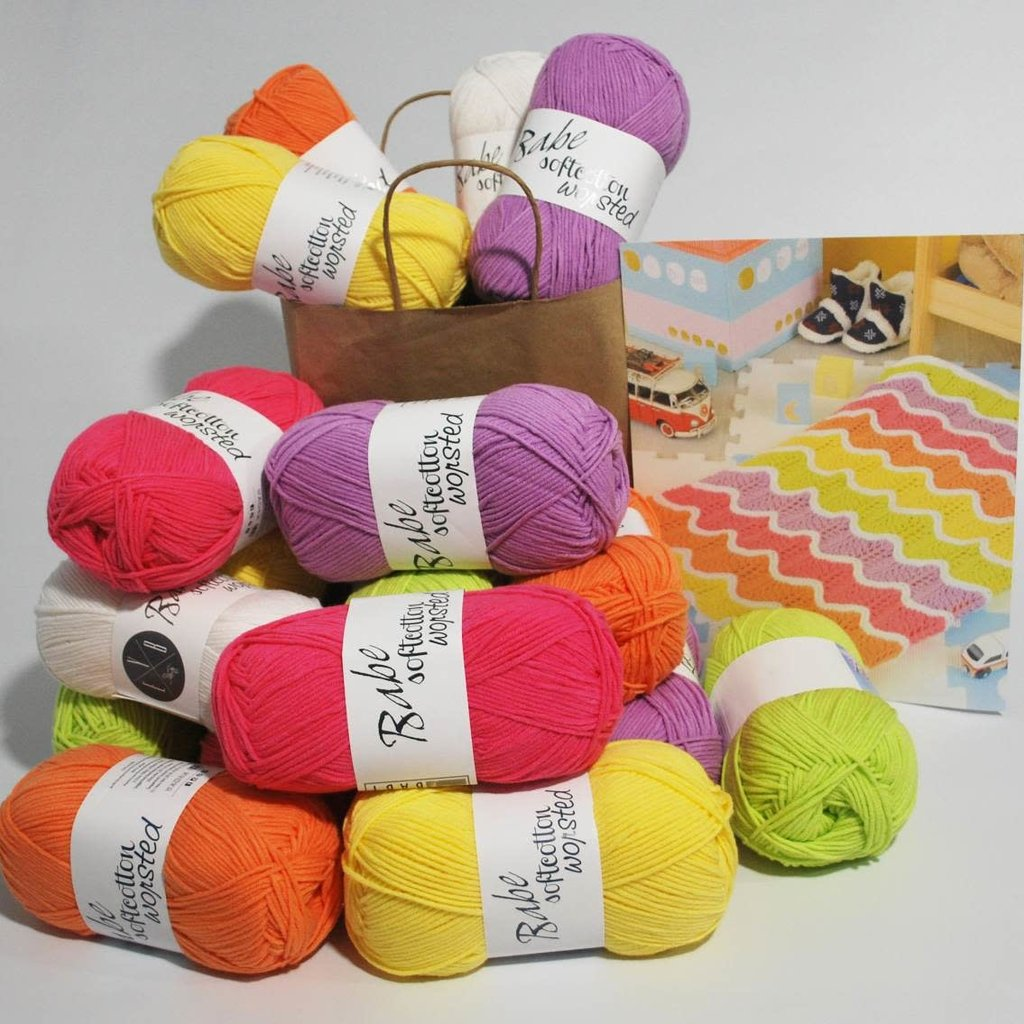 Mexican Wave Blanket Kit - Small