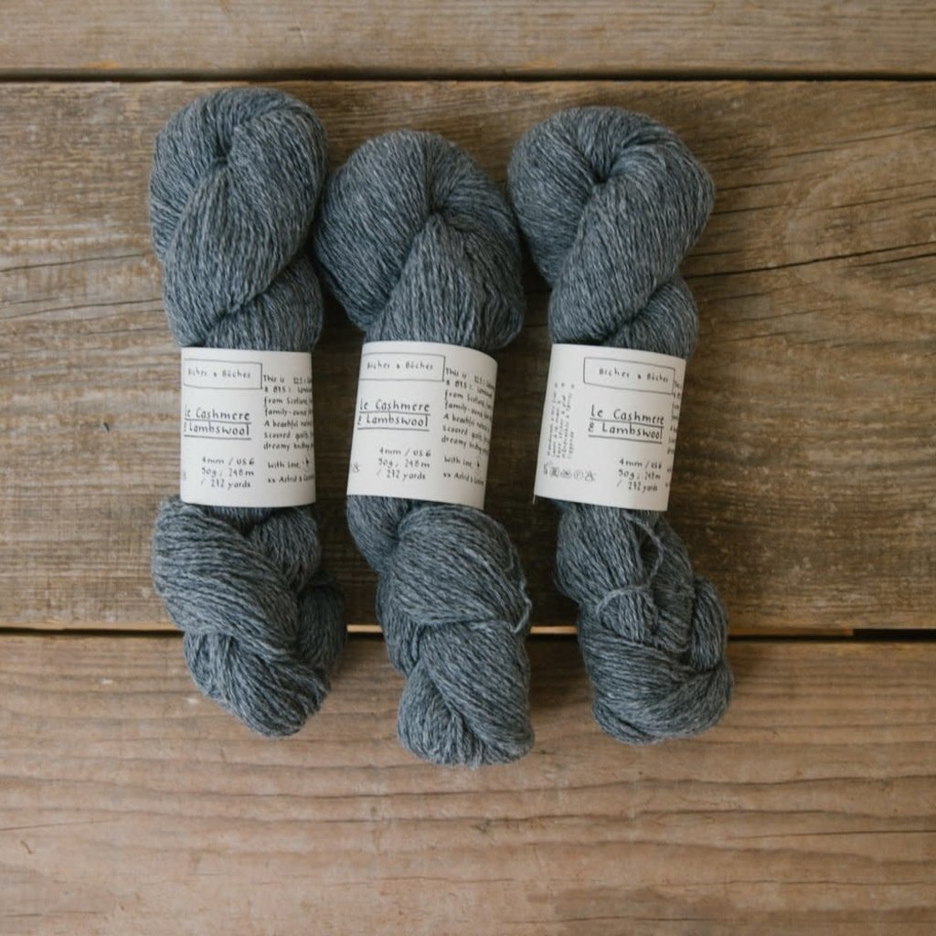 Biches & Buches Le Cashmere & Lambswool